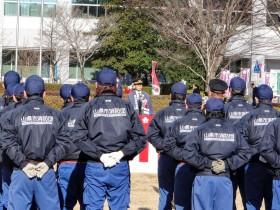02.01.05山県市 消防出初式