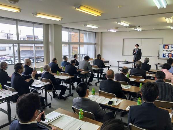 03.04.03自民党羽島郡支部役員会